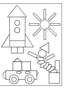 Bamse tema geometri