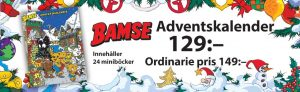 Bamses adventskalender 2016