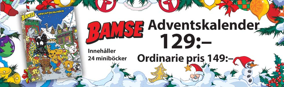 bamse adventskalender 2016