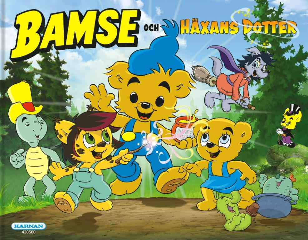 Tävling Bamse 4 2017