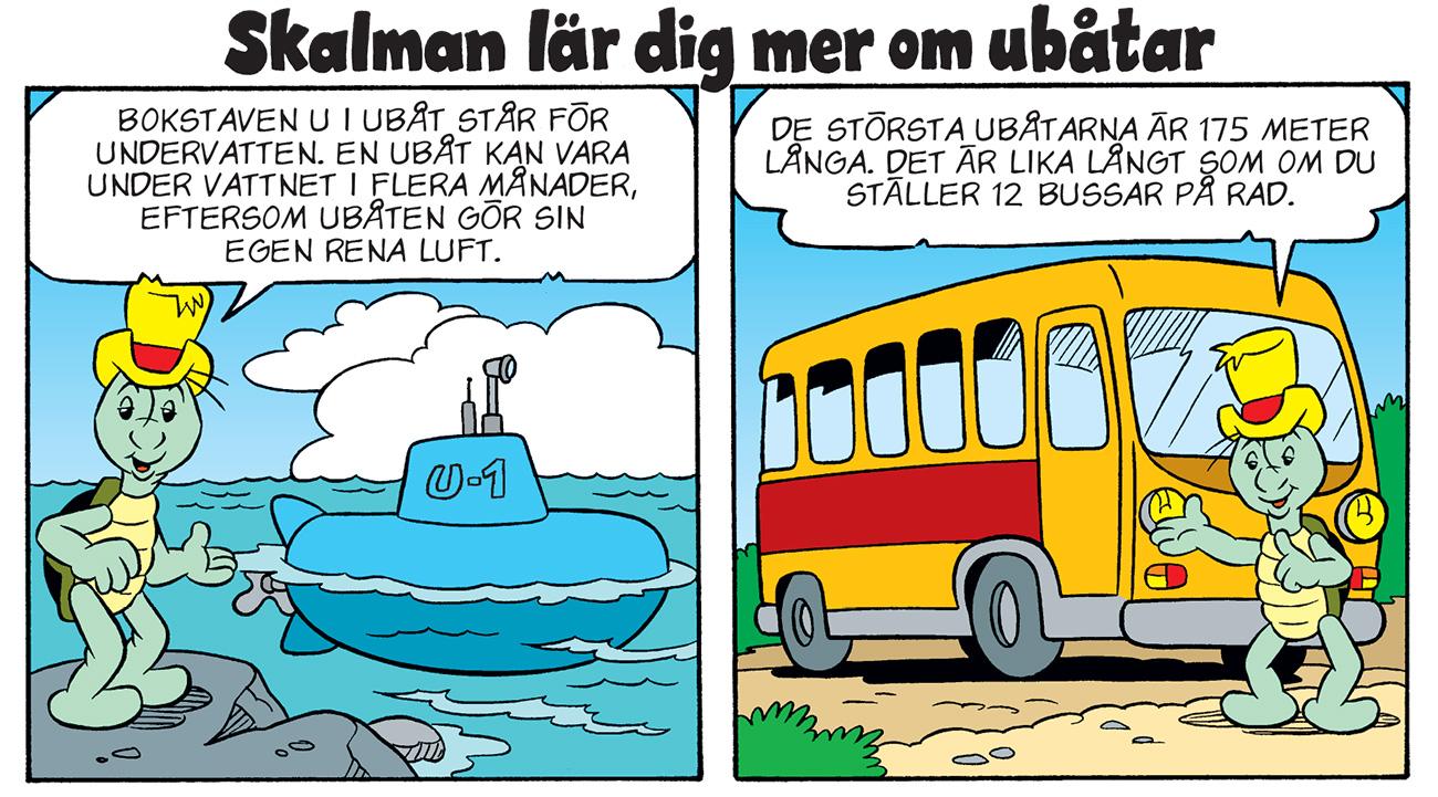skalmans ubåtsskola