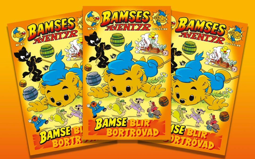 Bamses äventyr 91