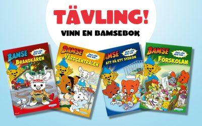Vinnare av Bamsebok!
