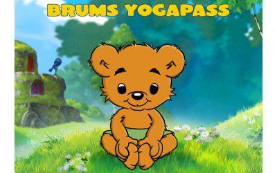 Gör yoga tillsammans med Brum!