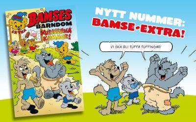 Nytt nummer av Bamse-Extra
