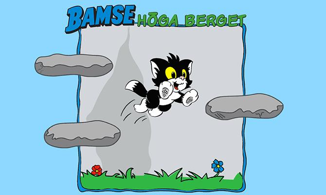 Nytt Bamse-spel!