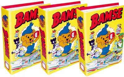 Samla dina Bamse-tidningar med stil!