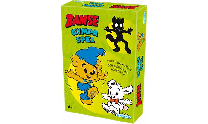 Vinn Bamses gympaspel!