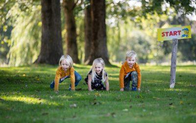 80 000 barn springer Bamselopp på Förskolans dag