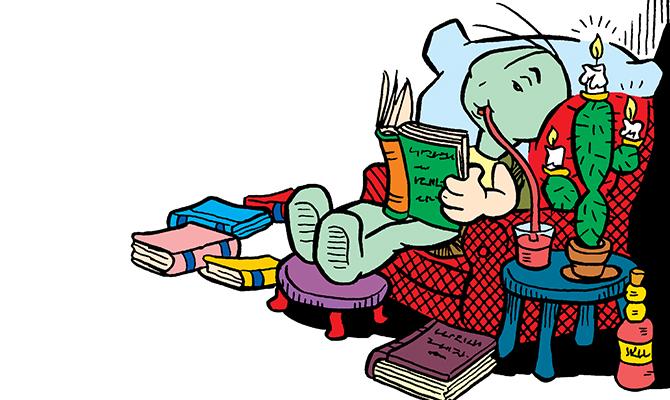 7 tips som inspirerar till läsning