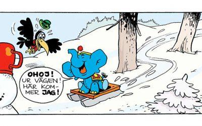 Nytt nummer av Bamses äventyr ute!