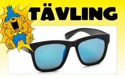 Vinnare Bamse solglasögon!