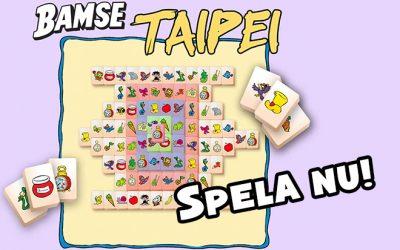 Spela Bamse Taipei – roligt och klurigt!