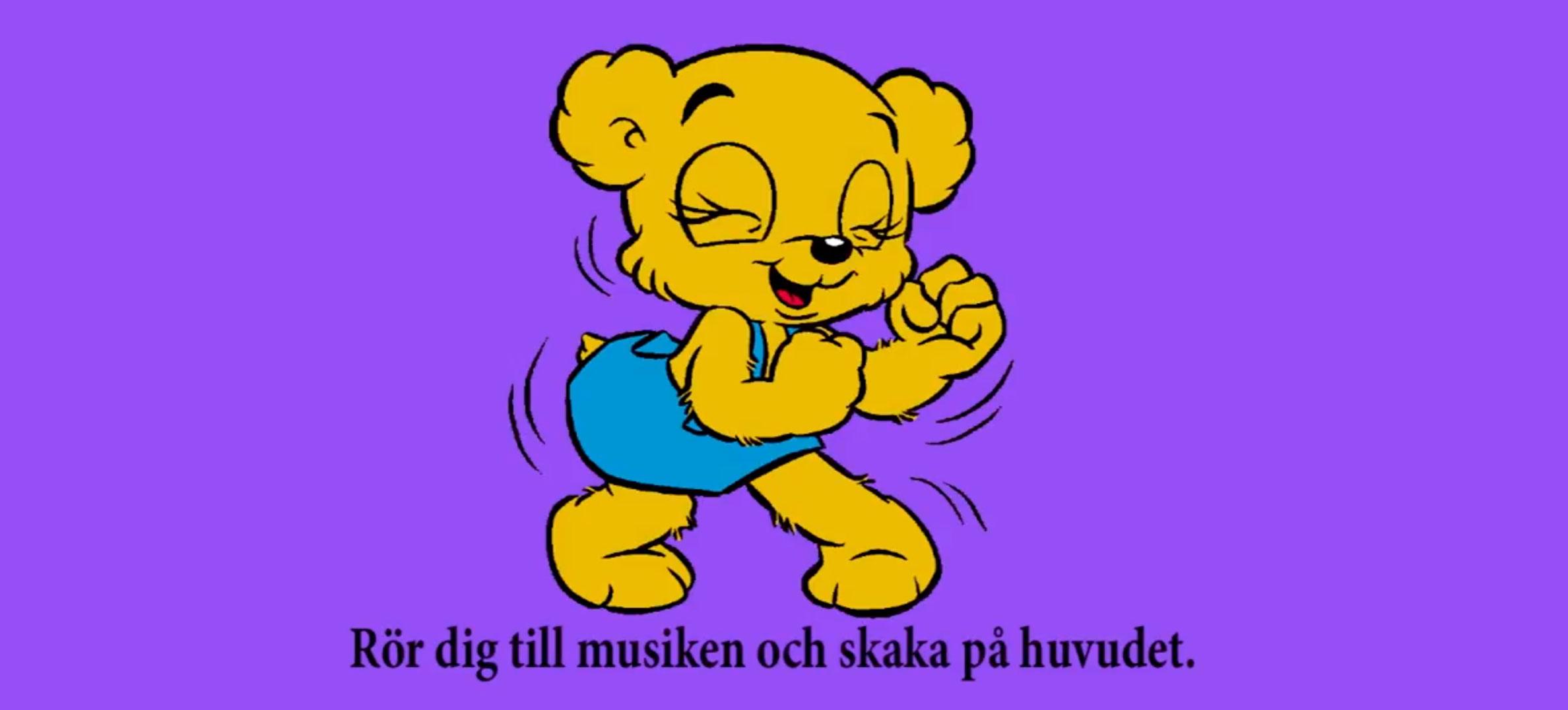 Rör dig till musiken!
