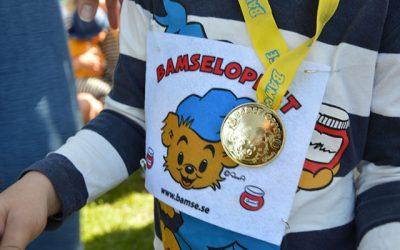 70 000 barn springer Bamseloppet