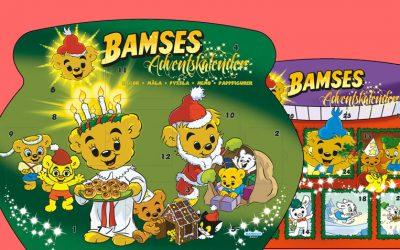 Bamses adventskalender från Kärnan