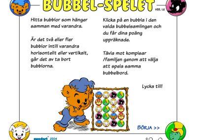Bubbel-spelet