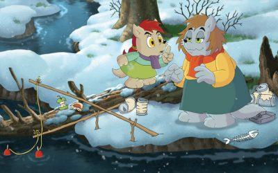 Snart premiär för ny Bamse-film!