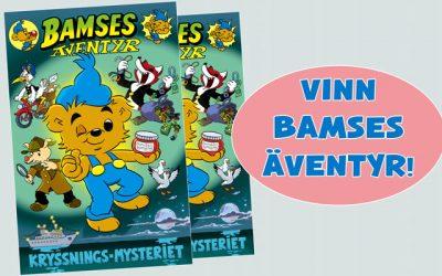 Vinnare av Bamses äventyr