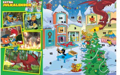 Julkalender med filmtema!