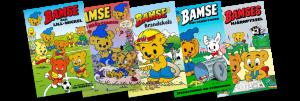 Bamse specialtidningar