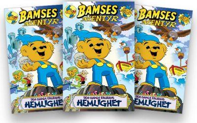 Bamses äventyr – nytt nummer ute nu!