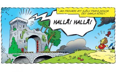 Läs Trollet vid gamla bron!