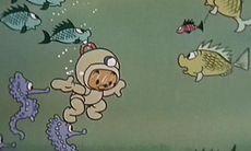 Under vattnet